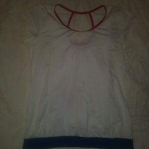 Sweaty Betty | Workout/ Athletic Shirt